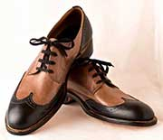 Advanced Men's Shoemaking class