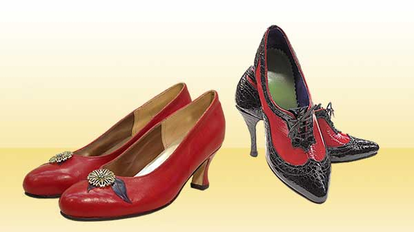 High Heel Fashion Shoemaking – Pumps