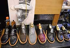 Mens Classic Oxford Shoes