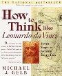 book How to Think Like Leonardo da Vinci